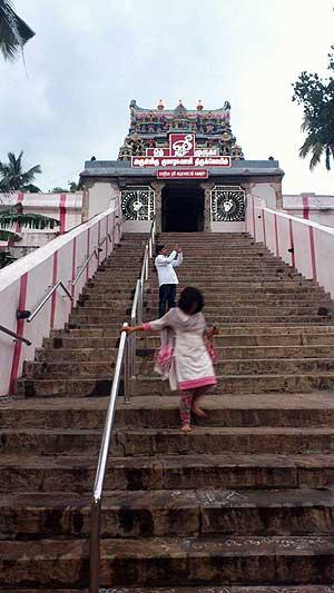 Kumarakoil, Veli Malai, Tamil Nadu, India