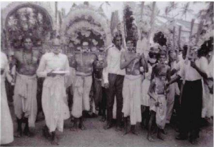 Kavadi in 1950
