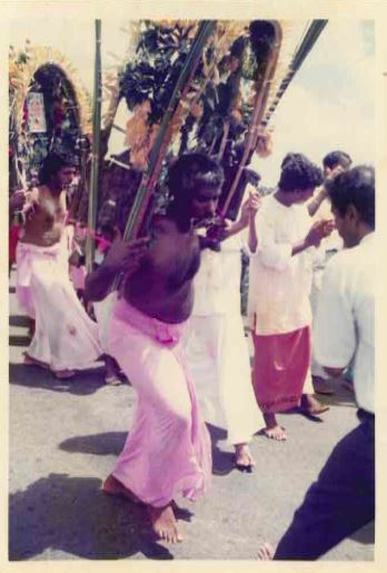 Kavadi in the 1980s