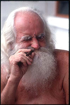 German Swami Gauribala Giri
