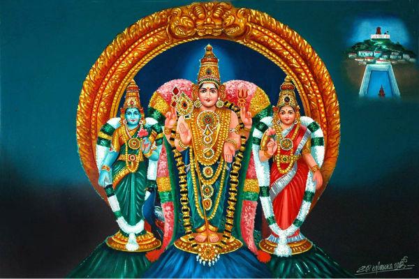 Tiruttani Sri Subrahmanya Swami