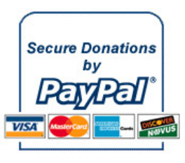 Donate by PayPal