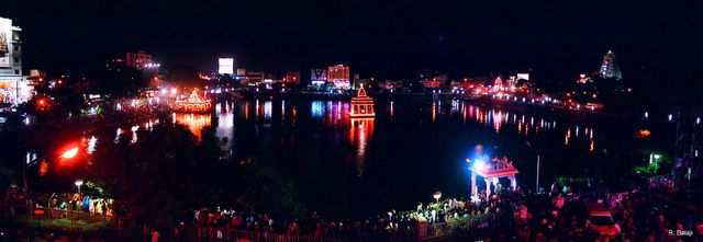 Thaippusam Theppam -- Kapaleeswarar Sivan Kovil, Mylapore