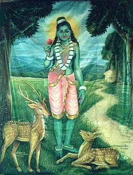 Kathirkama Valli Amma