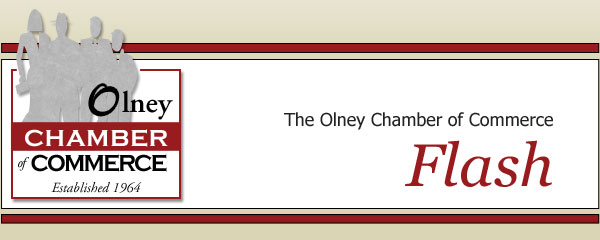 Olney Chamber of Commerce Flash