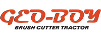 Geo-Boy Brush Cutter Tractor