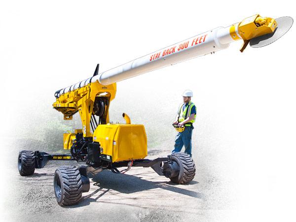Mini-Jarraff | Rear Lot Trimmer | Jarraff Industries