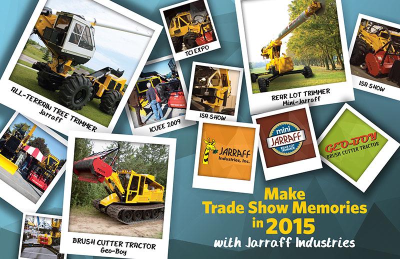 Make Trade Show Memories Jarraff 2015