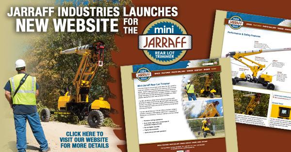 Jarraff Launches New Website for Mini Jarraff