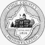 Pike County government logo.