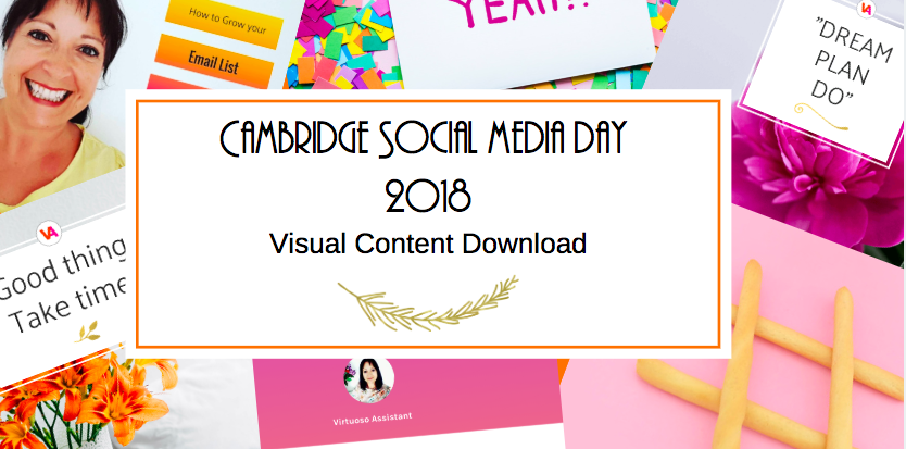 Cambridge Social Media Day 2018 Free Download