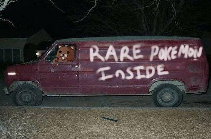 Pokemon go crazy