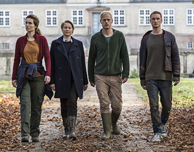 Production Design and Location in the Danish Television Drama Series Arvingerne