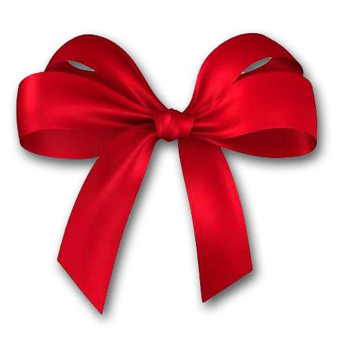Holiday Ribbon Image