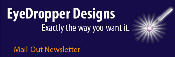 EyeDropper Designs Mail-Out Sign Up