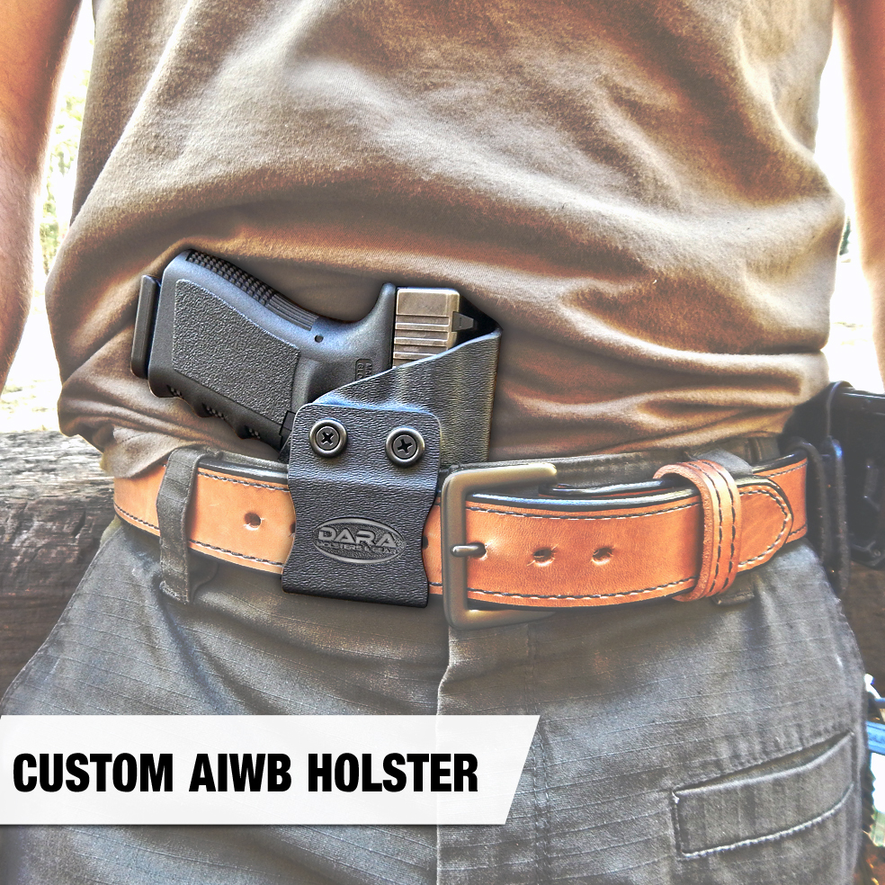 aiwb holster, aiwb, appendix holster, appendix carry holster