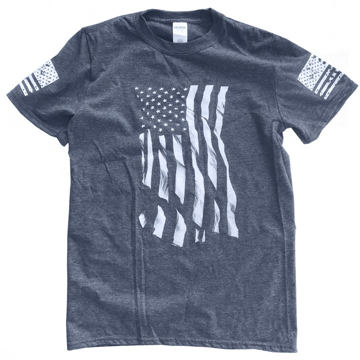 Slate Flag Shirt