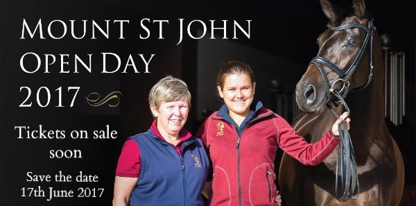 MOUNT ST JOHN OPEN DAY 2017