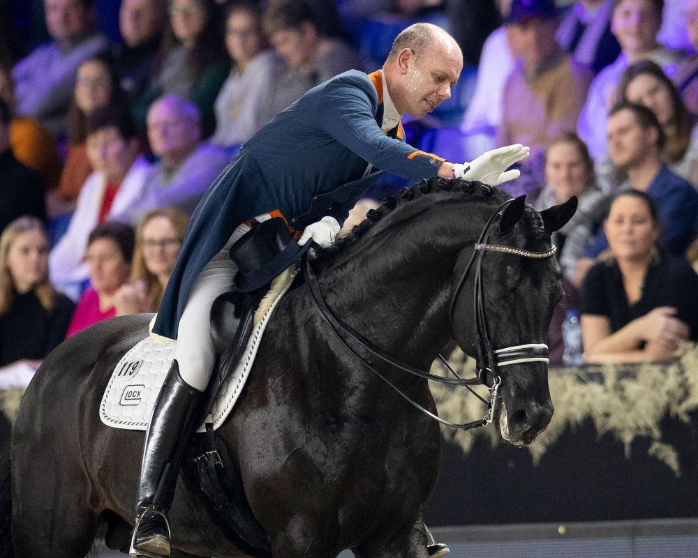 FEI Horse of the Month Glocks Dream Boy