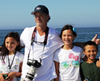 Wyland with Kids