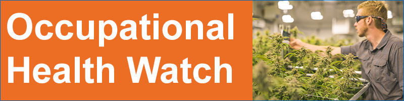 Occupational Health Watch banner