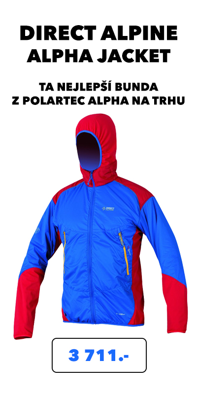 Bunda Direct Apline Alpha Jacket
