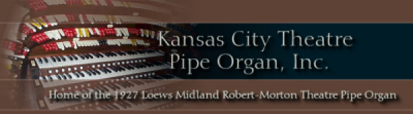 4/18 Robert Morton Organ at the KC Music Hall