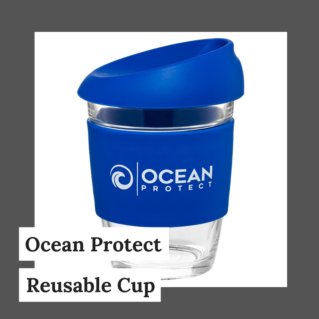 Ocean Protect Reusable Cup