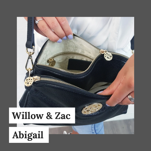 Willow & Zac Abigail