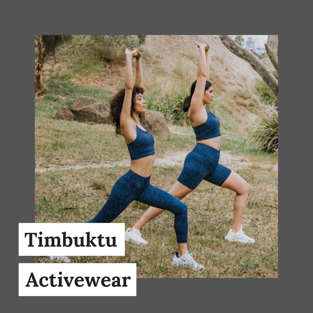 Timbuktu Activewear Image