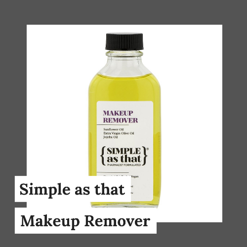 Simple as that Makeup Remover image
