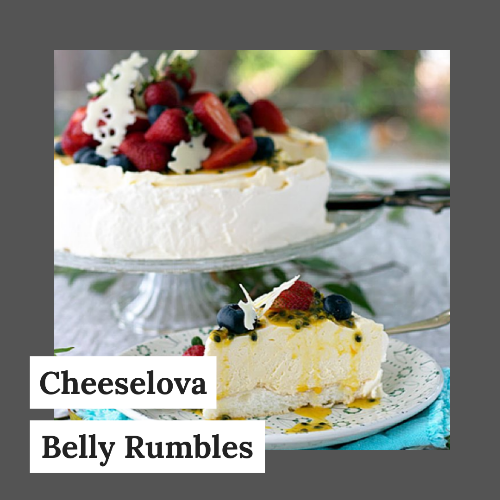 Cheeselova Belly Rumbles