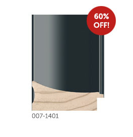 60% off Gallery moulding 007-1401