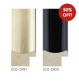 50% off Liberty mouldings 010-1997 and 010-1905