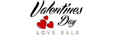 Valentines day love sale