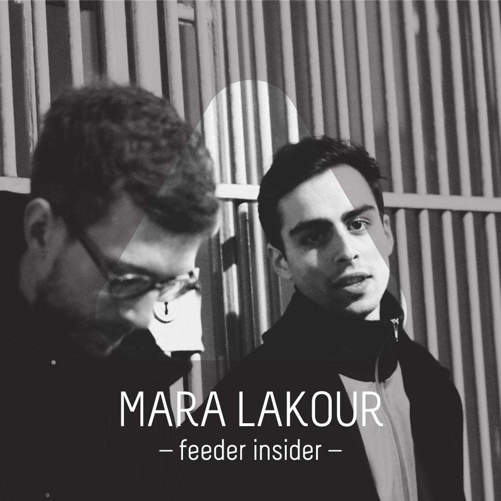 feeder insider w/ Mara Lakour [en]