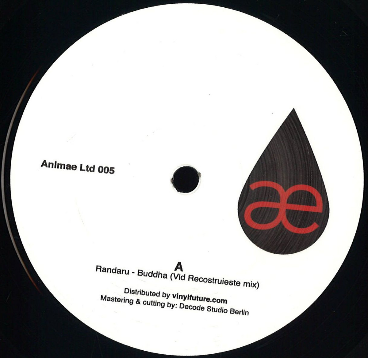 Animae launches Buddha EP by unknown duo Randaru, with an amazing rework from Vid