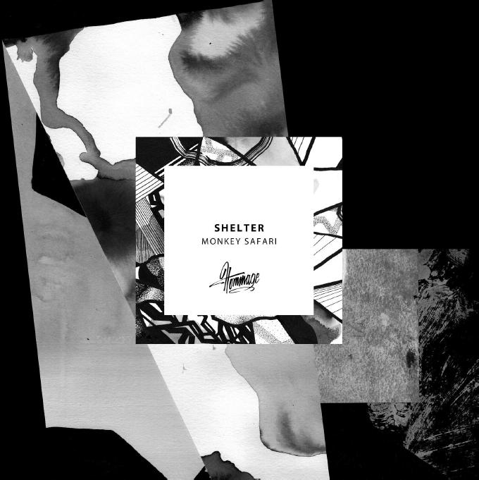 Monkey Safari – Shelter EP