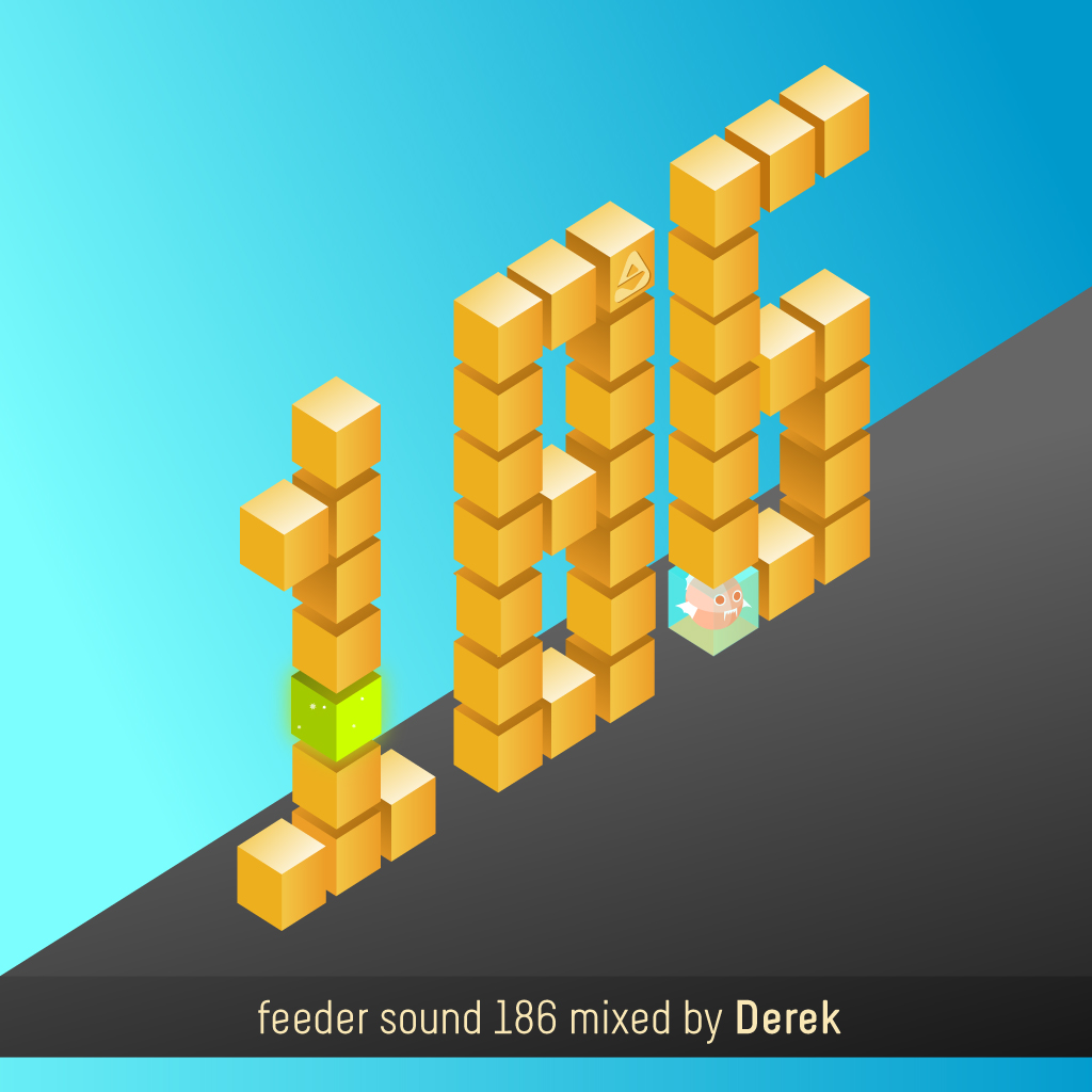 feeder sound 186 mixed by Derëk