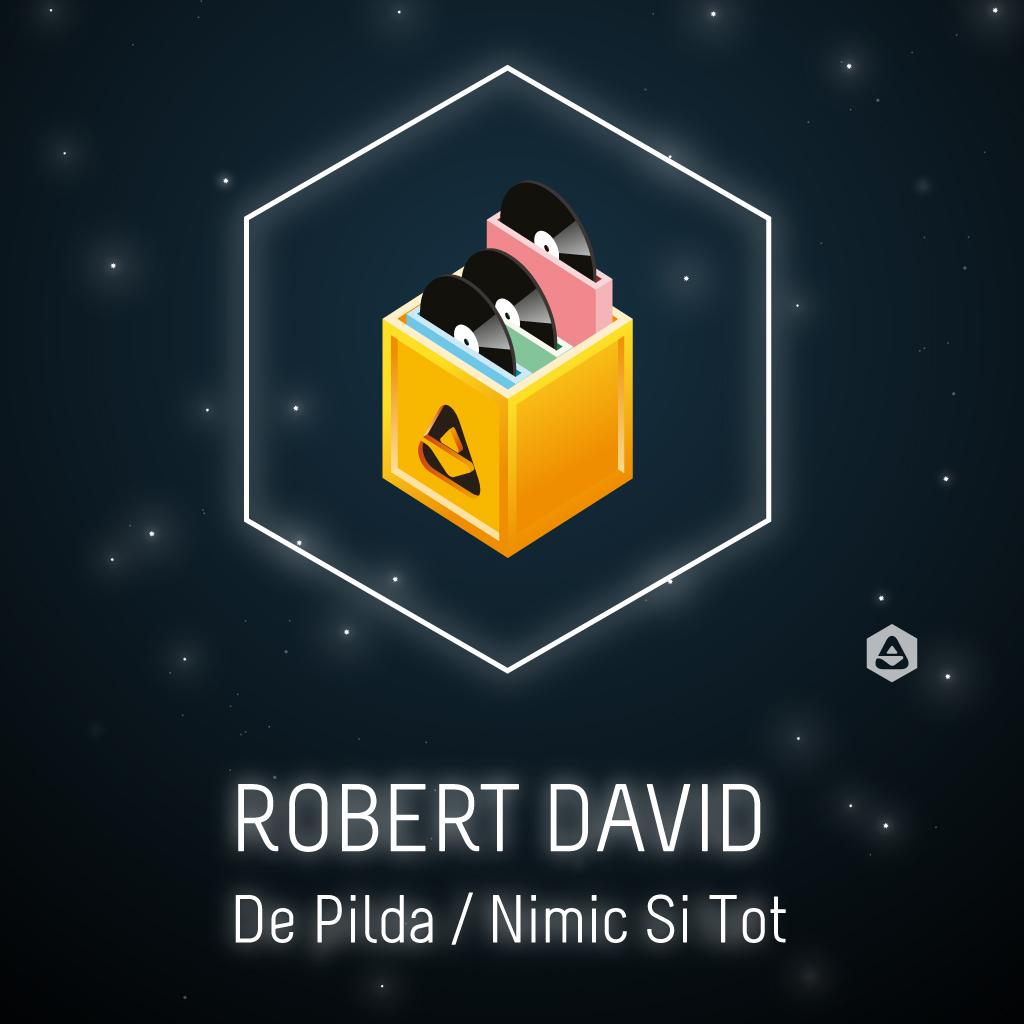 feeder sound exclusive premiere: Robert David – De Pilda/NimicSi Tot