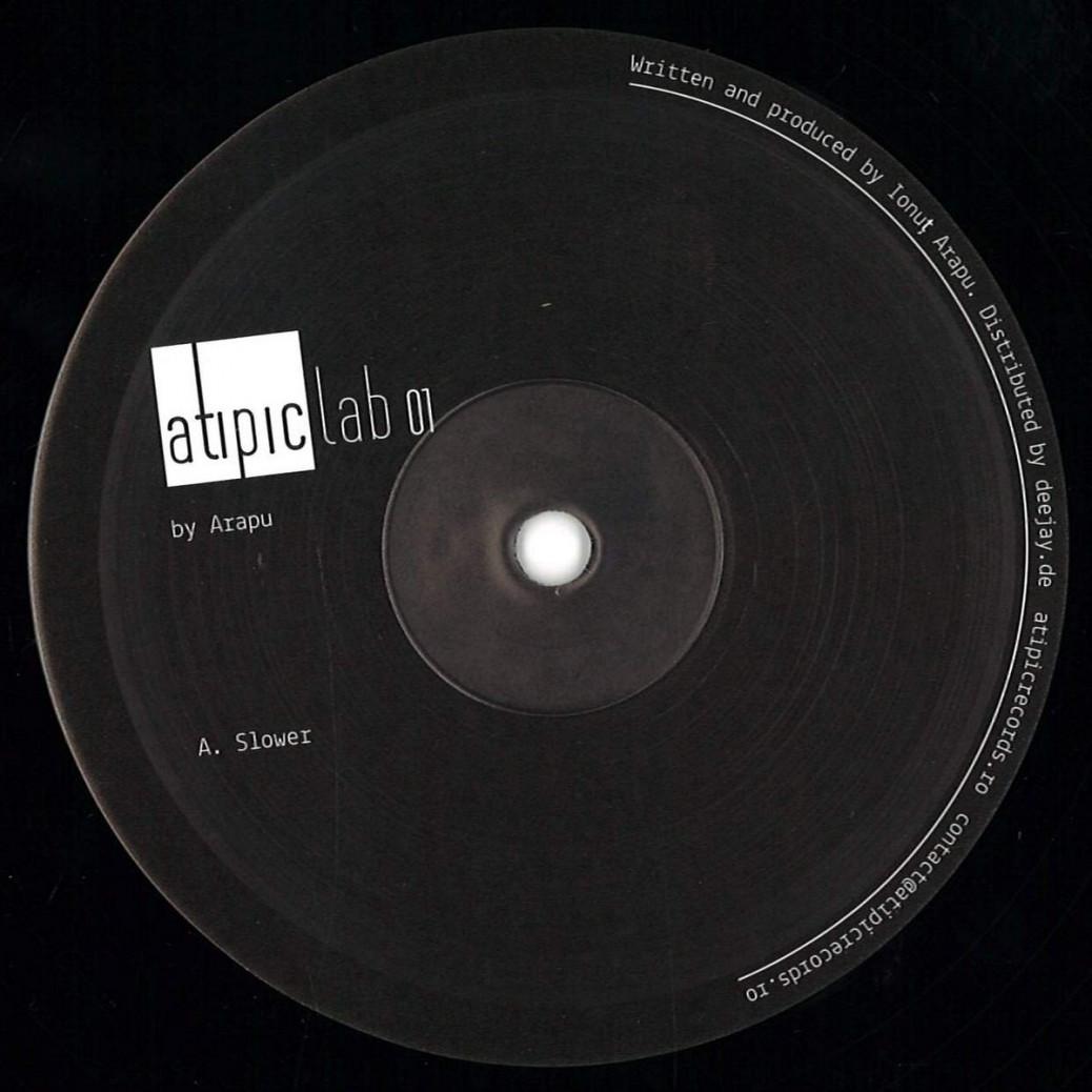 Arapu – AtipicLab 001 [Atipic]
