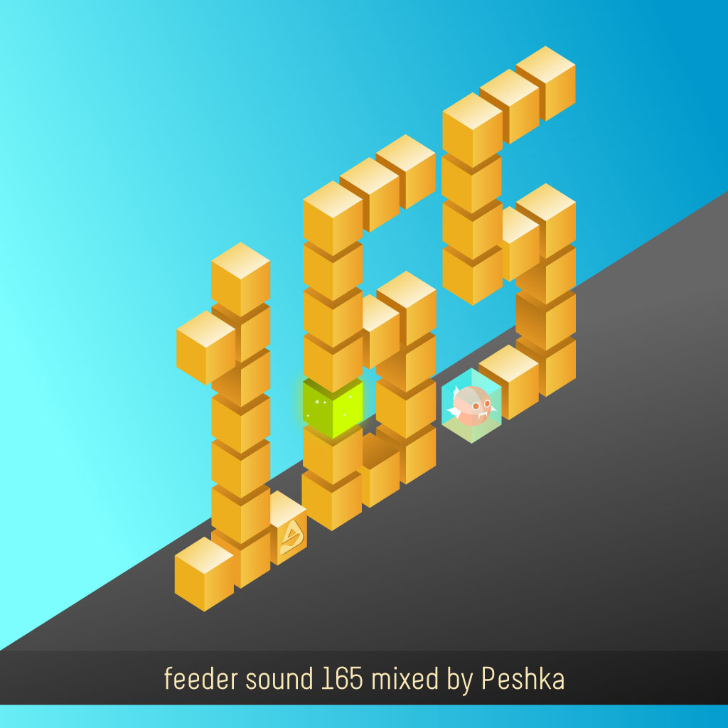 Explore the universe of Peshka in an introspective feeder sound series