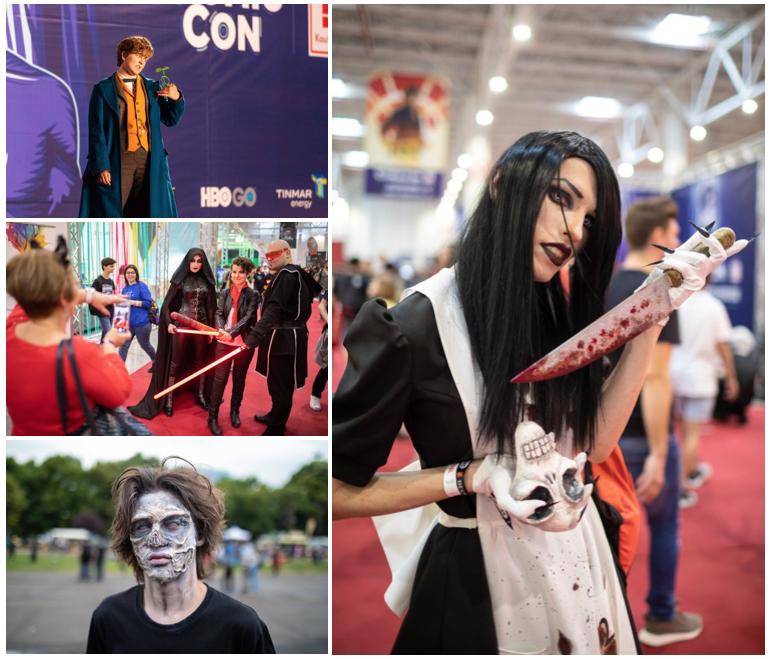 photos by Cristian Vasile at East European Comic Con