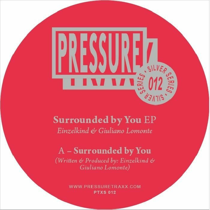Review   Einzelkind & Giuliano Lomonte ~ Surrounded By You Ep [PTXS012]