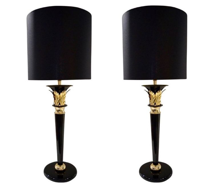 1970-hollywood-regency-black-gold-lamps