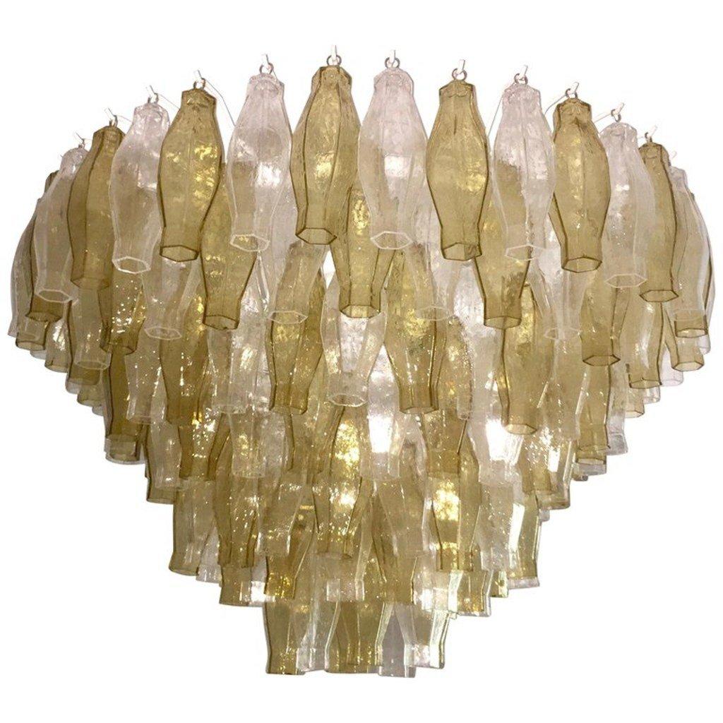 poliedri-amber-crystal-murano-glass-chandelier