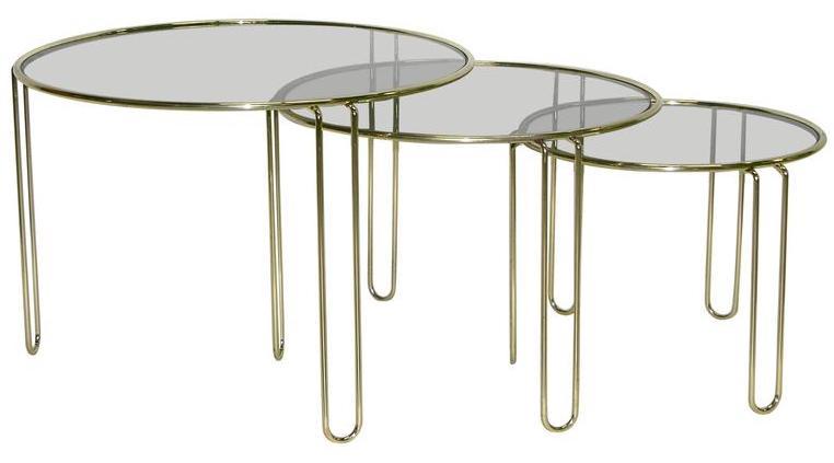 three-brass-smoked-glass-round-nesting-tables