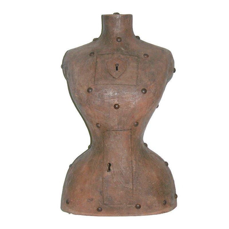 sculpture-bust-terra-cotta-key-hole