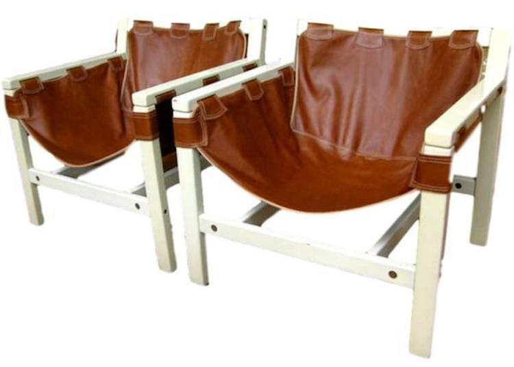 hauner-leather-wood-safari-armchairs