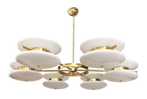white-opaline-murano-glass-globe-chandelier-765pb